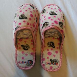 Bazooka slippers